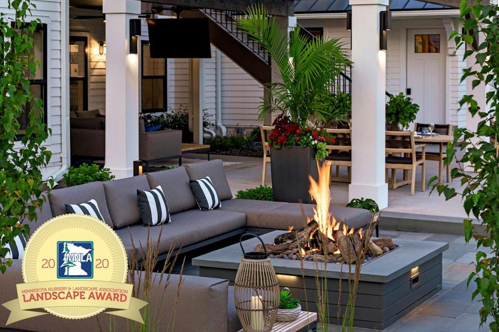 LIVIT MNLA award for Family Focused Fabulous